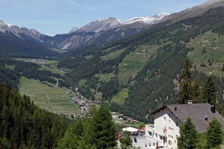 Gasthaus Alpenrose Plattatschas - Santa Maria Val Müstair
