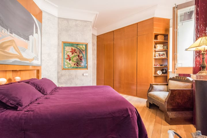 Nice bedroom in Puerta del Sol. - Madrid