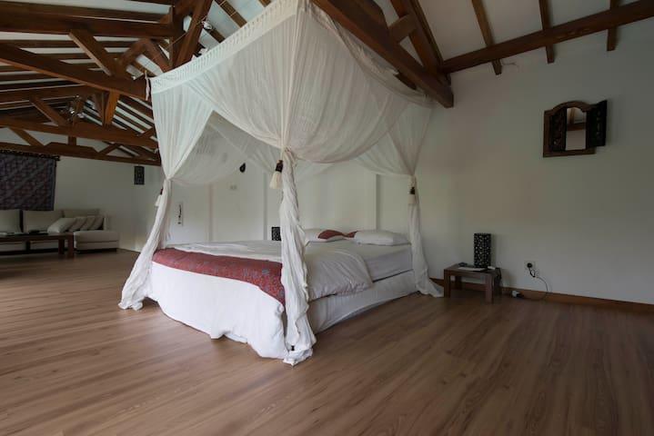 Loft in Private Pavilion  (Bintaro)