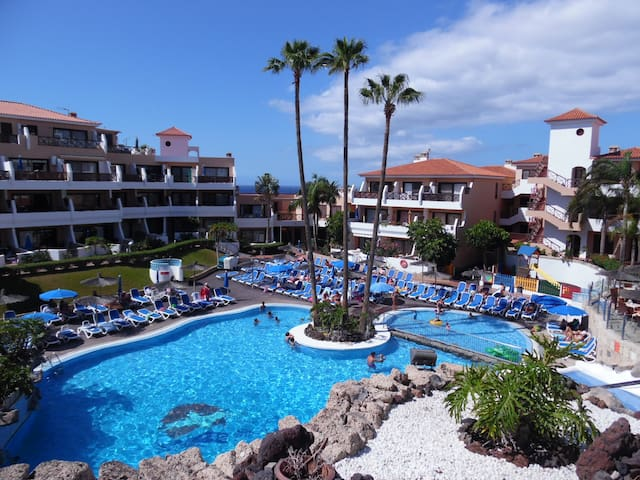 Ocean view apartment - Golf del Sur
