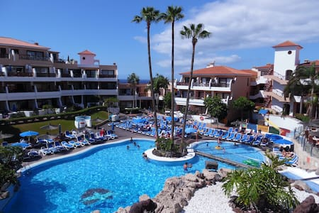 Ocean view apartment - Golf del Sur - Oasis del Sur