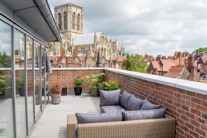 The finest 2 bed apartment in York! - York - Appartement