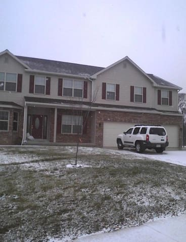 Quiet Neighborhood close to Purdue! - West Lafayette - Casa