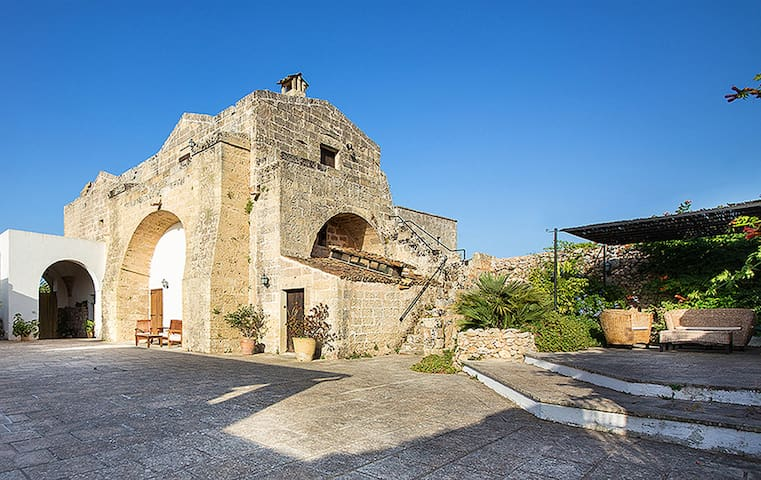Masseria fortificata del 700 - Alessano