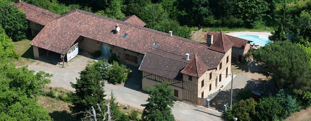 Gite de la Source Sainte(URL HIDDEN)3 - Sainte-Christie-d'Armagnac - Hus