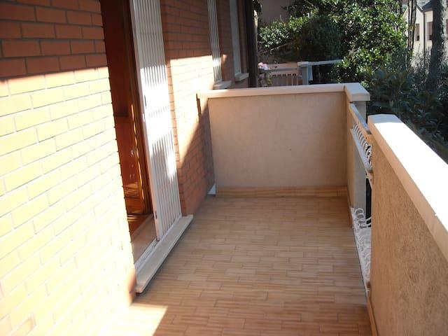 Doppia con balcone - 里米尼 - 獨棟