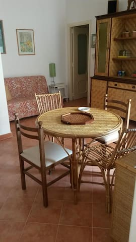 Nice apartment by the tyrrhenian sea- Baia Domitia - Baia Domizia - Appartement
