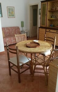 Nice apartment by the tyrrhenian sea- Baia Domitia - Baia Domizia - 公寓