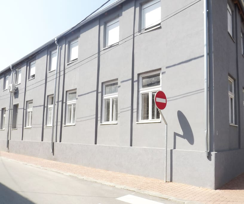 Apartments Zrenjanin Complex