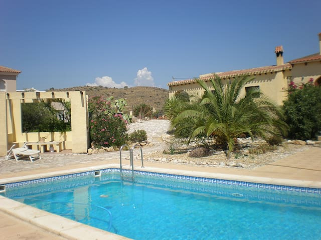 Character property restored cortijo - Sorbas - House