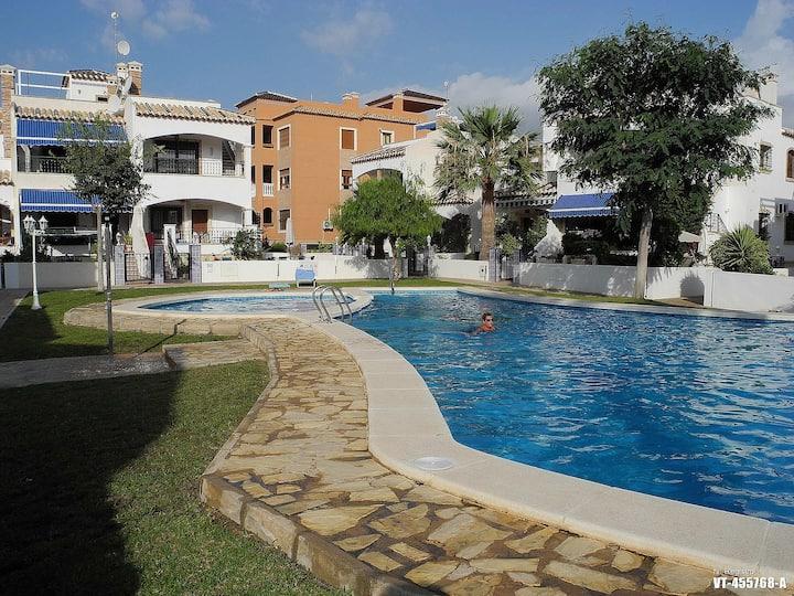 Very large and modern apartment near La Zenia