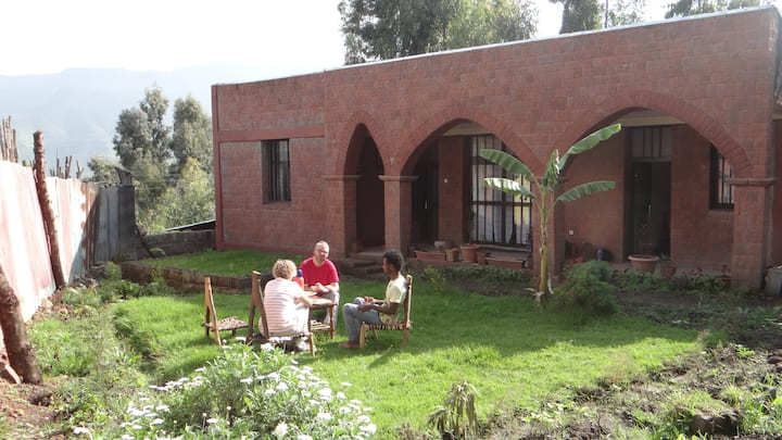 Nice place to stay in Lalibela