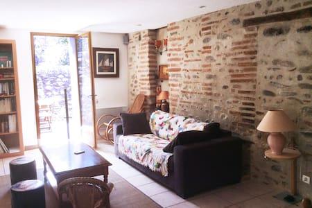 Maison typique entre mer / montagne - Millas - Rumah