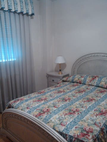 Near Madrid rooms in shared apartament - Guadalajara - Departamento