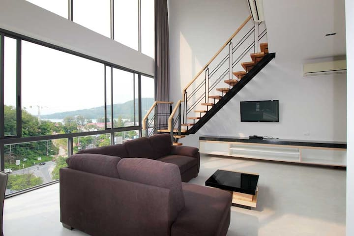 2 Bedroom Penthouse Apartment - Kammala - Byt