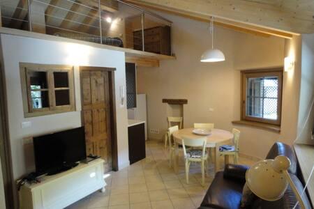 Appartamento in casa caratteristica - Oga