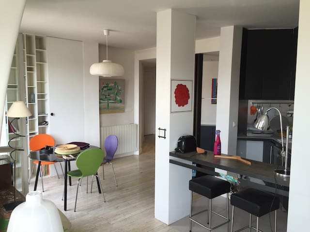 PARIS Ve  THE PLACE TO BE,  BEAUTIFUL APARTMENT