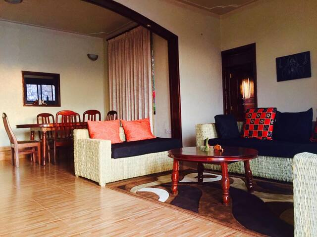 Home away from home  II - Kigali