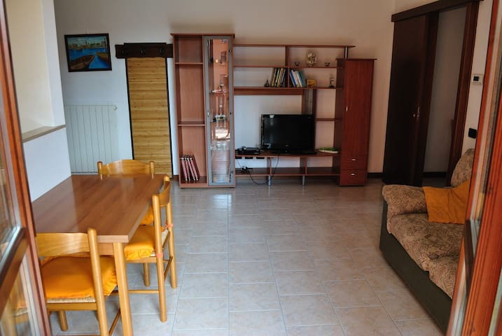 Bilocale 70 mq | 2 posti letto +1 - San Giuliano Milanese - Apartemen