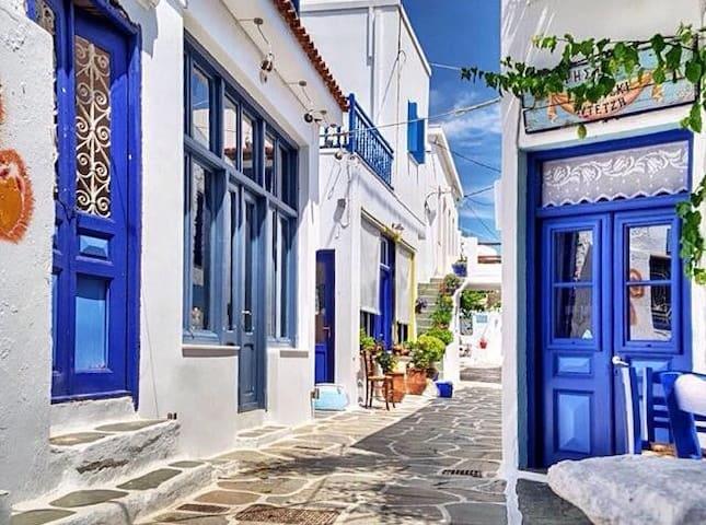 Chora center Kythnos - Chora Kithnos - Huis