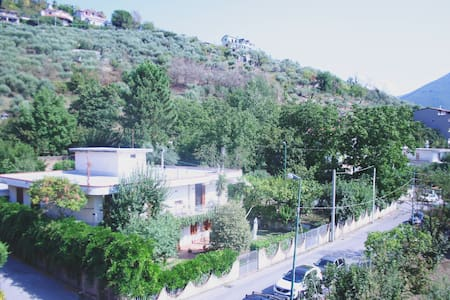 B&B VILLA PALMIRA Central Campania - Quadrelle - Szoba reggelivel
