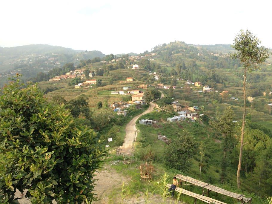 Tukucha Nala village