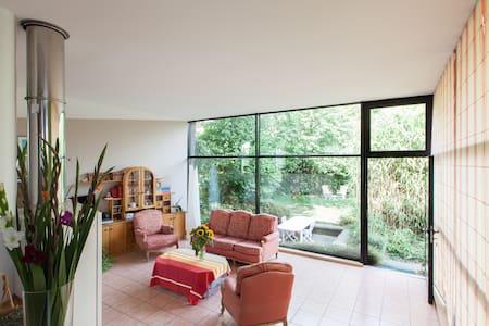 Bel espace très calme avec jardin - Batzendorf - House