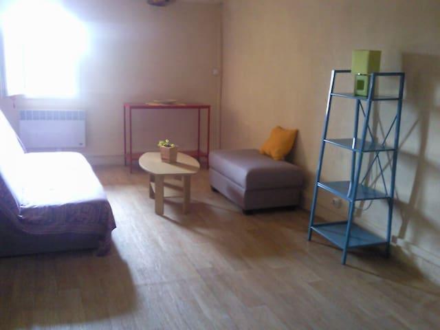 T1 duplex dans maison particulière - Tabanac - Lejlighed