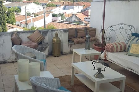 Exquisite house in real Alentejo - Huis