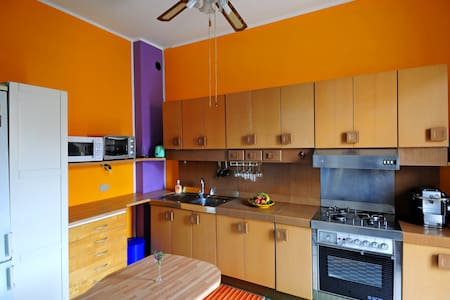 Spacious flat just off the centre - Alba - Leilighet