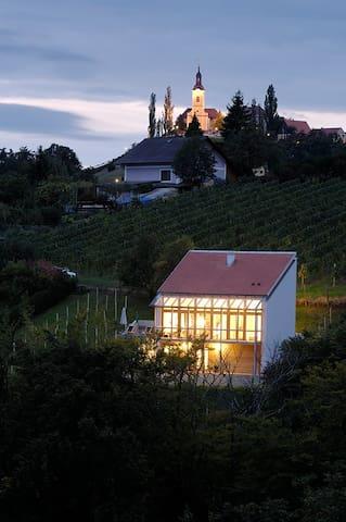 PURESLeben Premiumhaus Steinriegel - Kitzeck - Talo