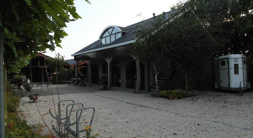 Appartement de Buitenkans - Castricum - อพาร์ทเมนท์