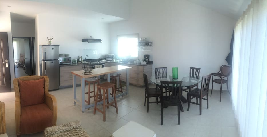 nice apartment with a great view! - Jocotepec