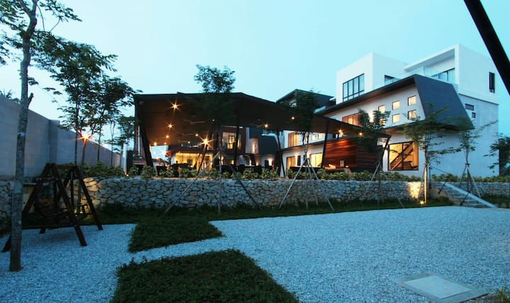 Villa Lot1638 2 room Duplex -2