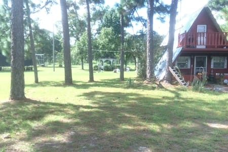 Olive Grove Get Away. - Brooksville - Srub