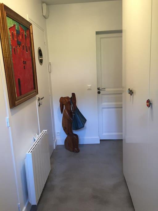 L'entrée