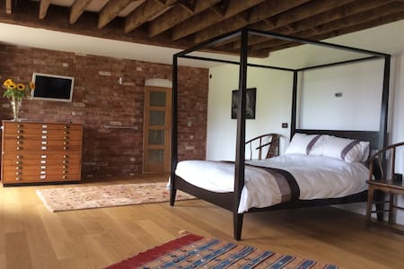 Impressive, huge modern bedroom - Sidmouth