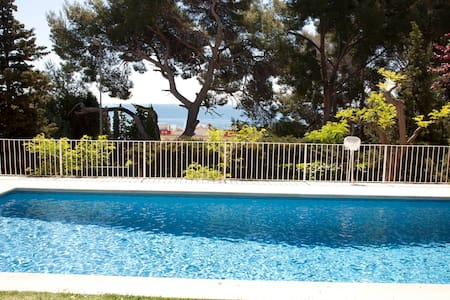 Country house with pool in Garraf - Garraf