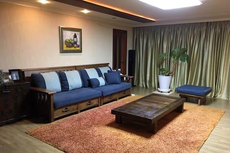 Jinhae Poongho Safe House - Jinhae-gu - Apartment
