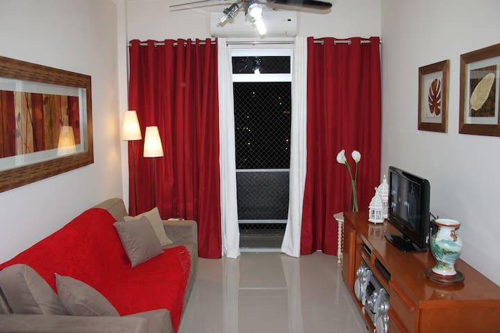Apartamento Tijuca Prox. Metrô -TOP - Rio de Janeiro - Lägenhet