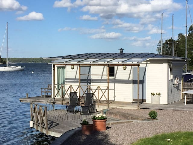 Cozy Guesthouse in the nature, 25 min to STHLM