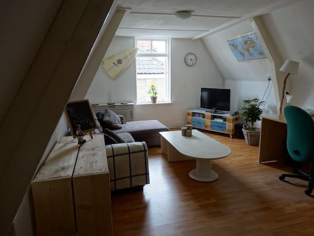 Knus App. In Historisch Centrum - Middelburg - Apartament