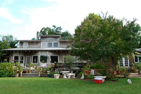 A Sweet Organic Country Retreat  - Bed & Breakfast