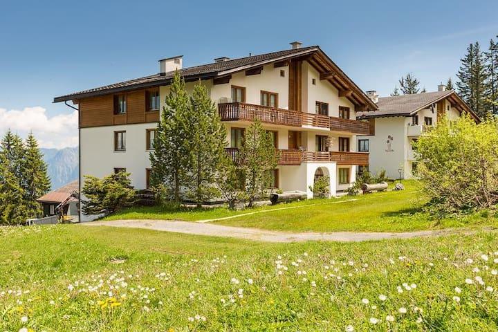 Wohnung mit Balkon im Haus Primula Pizol - Vilters-Wangs - Apartment