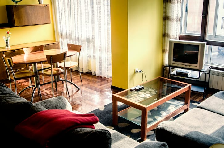 Quiet apartment in Central Burgos - Burgos - Apartment