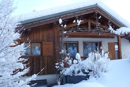 Chalet in Bourg St Maurice/Les Arcs 10 persons