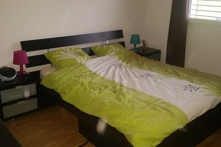 Jolie chambre, La Sarraz - Lägenhet
