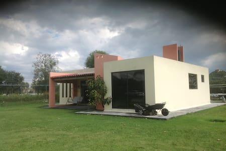 Casa de Campo Atlixco de las Flores Pueblo Mágico - Атлиско