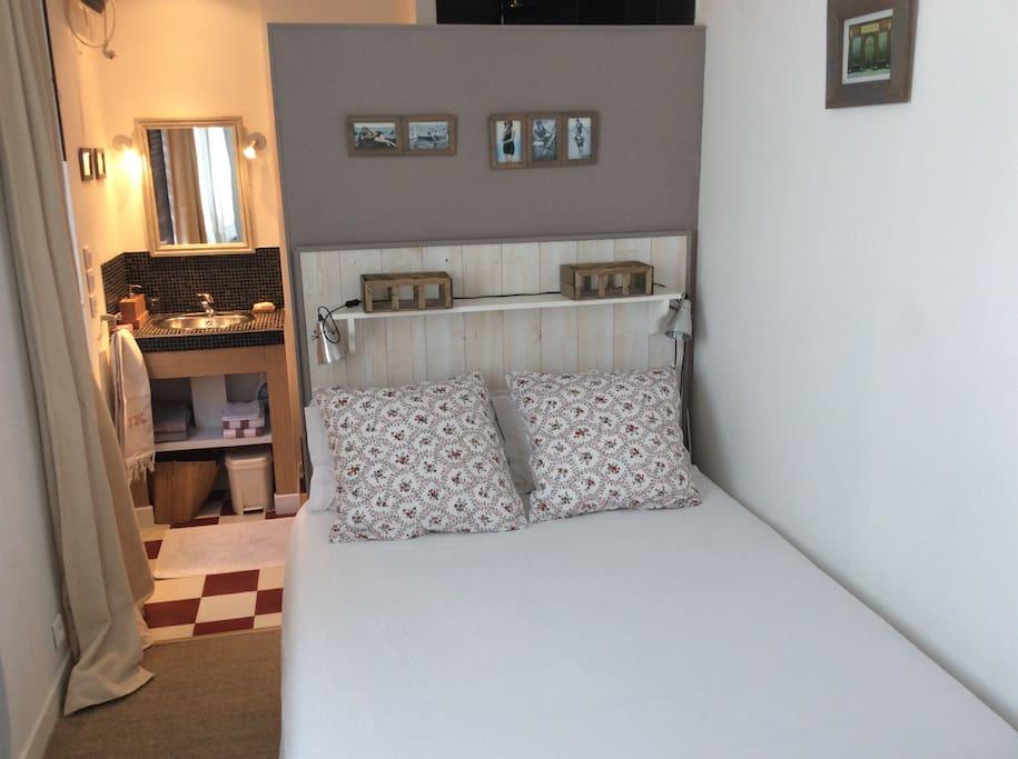 1 chambre de charme 1 royan centre maisons louer for Chambre de charme france