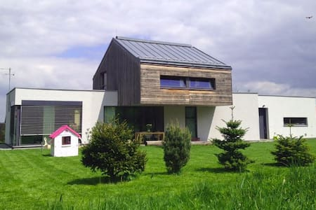 Modern house near Prague - Kamenice
